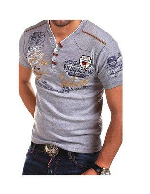 Мужская футболка Zogaa 4 цвета