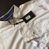 Мужска новая рубашка TOMMY HILFIGER оригинал р XL XL-XXL