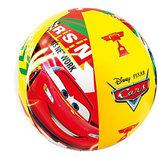 Мяч надувной пляжный Тачки 61см Intex 58053