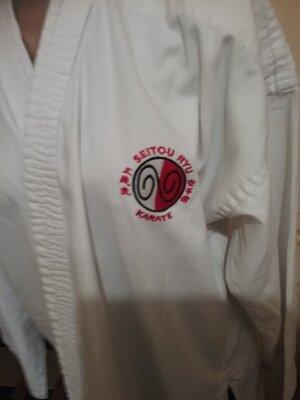 Рубашка для каратэ