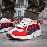 Кроссовки мужские Adidas Yung 1, белые
