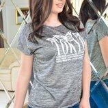 Отличная турецкая мягкая футболка на лето большие размеры скл.1 арт. 53325