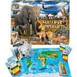 Настольная игра Животные нашей планеты
