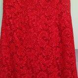 Платье- бюстье на бретелях .