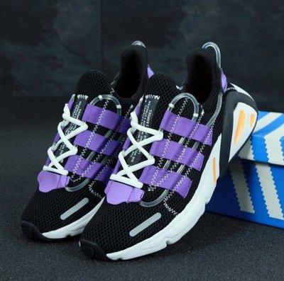 Мужские кроссовки Adidas Lexicon Black