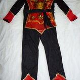 костюм ниндзи на 9-10 лет