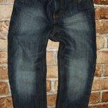 синие джинсы Next loose 6лет