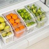Узкая корзина для вещей овощей кухни ванной