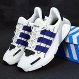 Мужские кроссовки Adidas Lexicon White