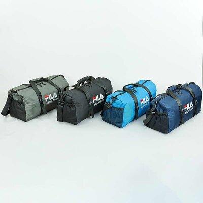 Сумка спортивная Fila 806 сумка для спортзала размер 52x28x23см 4 цвета
