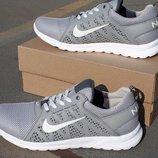 Кроссовки Nike light Grey
