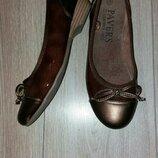 Туфли Pavers р.37 стелька 23,5 см.