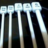 Спицы для вязания 5 шт