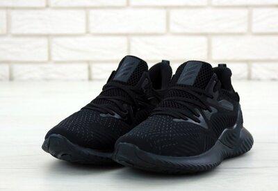 82690c06 Мужские кроссовки Adidas Alphabounce Black: 1299 грн - мужские ...