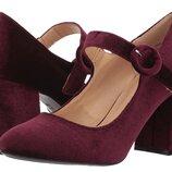 бархатные туфельки от Esprit