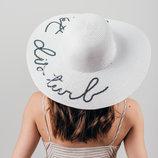 Широкополая шляпка, новинка.