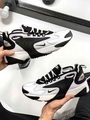 Nike ZOOM 2000 Black White