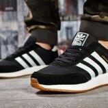 Кроссовки мужские Adidas Iniki, черные