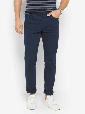 MICHAEL KORS MENS Slim-Fit Trousers Chinos 29X32