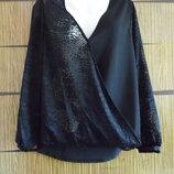 Блуза размер 16 44 идет на 50-52.