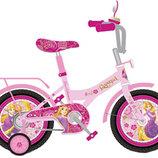 Велосипед детский двухколесный Disney 16 дюймов