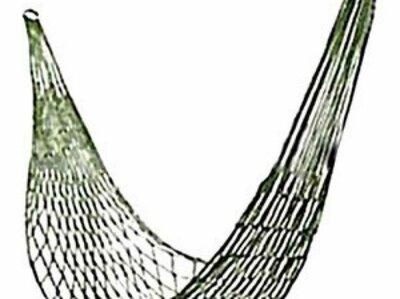 Гамак сетка хб 80 200 см