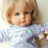 Большая кукла куколка пупсик Zapf Creation Гдр Германия