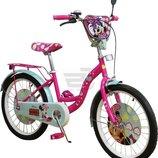 Велосипед детский двухколесный Disney 20 дюймов