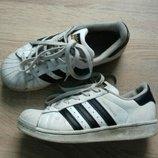 Кроссовки кеды adidas supetstar