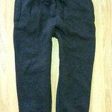 Спортивные штаны с начесом George,рост 98-104 см 3-4 года .