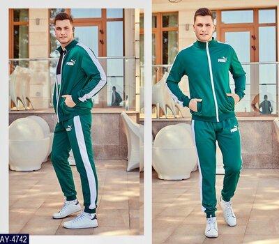 Новиночки Мужской костюм спорт, размеры 42- 50