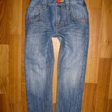 плотные джинсы Next на 5-6 лет