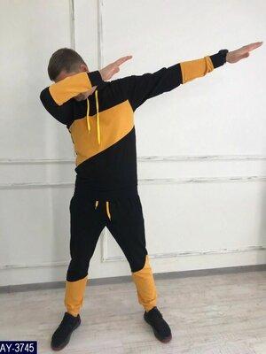 Новиночки Мужской костюм спорт, размеры 44- 48