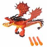Dreamworks Dragons Как приручить дракона Функциональный дракон Кривоклык 20080797 Hookfang Dragon Bl