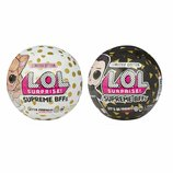 L.O.L. Surprise Куклы сюрприз в шаре Лол пара жених и невеста 562184 Supreme Bffs Limited Edition 2
