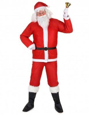 Санта Дед Мороз костюм карнавальный