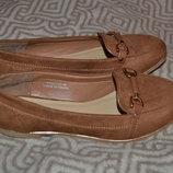 туфли девочке New Look 21.7 см 34-35 размер Англия