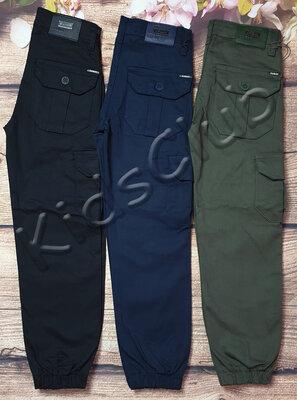 Джоггеры карго штаны на рост от 116 до 176