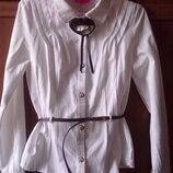 Блузка 1-4 класс 2 подарка
