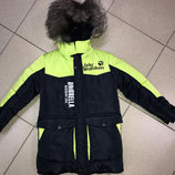 Зимняя куртка джексон на мальчика