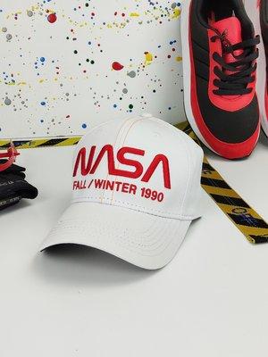 Стильная мужская кепка NASA