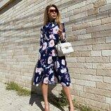 Красивое нежное платье 42 - 46
