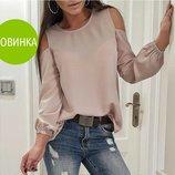 Женская блузка 6 расцветок