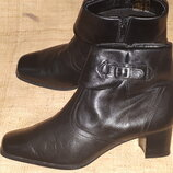 42р-28см ботинки зима Go soft brio кожа на широкую подойдут