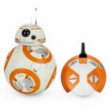 Disney Звездные войны Дроид Вв8 на пульте управления Star Wars Deluxe Remote Control BB-8