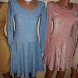 с,м,л коктельные платья короткие люрекс