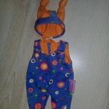 бодик ,костюмчик для мини беби берна zapf