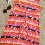 H&m милое летнее платье с принтом