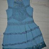 Next Платье на 7 лет