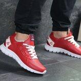 Reebok Sublite кроссовки мужские демисезонные красные 7758